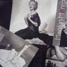Material textil Dibujo Marilyn, color 101 Beig