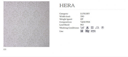Mode Home - Hera