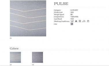 Mode Home - Pulse