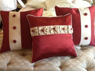 Perne decorative accesorizate